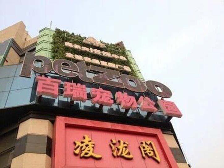 上海百瑞宠物公园