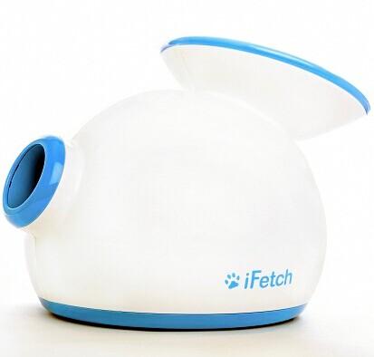 iFetch自动抛球器