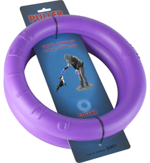 PULLER紫环 宠物互动玩具