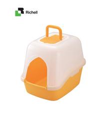 Richell利其尔 corole提篮式猫厕所