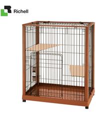 Richell利其尔 宠物用木制围笼