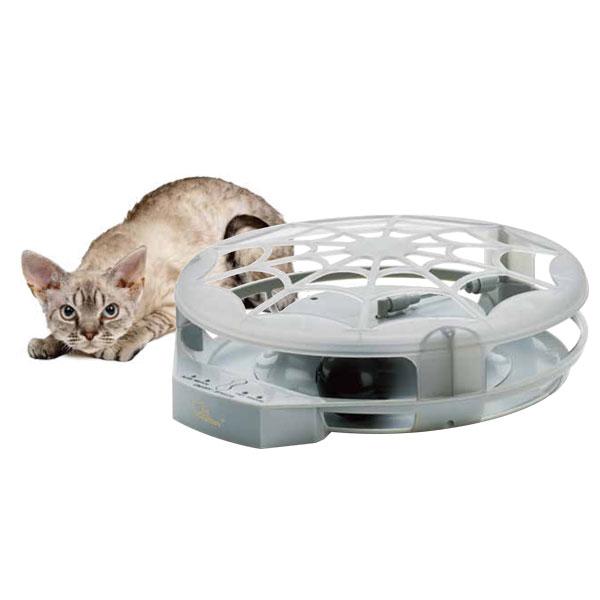 catppy旋转蜘蛛鼠—猫玩具