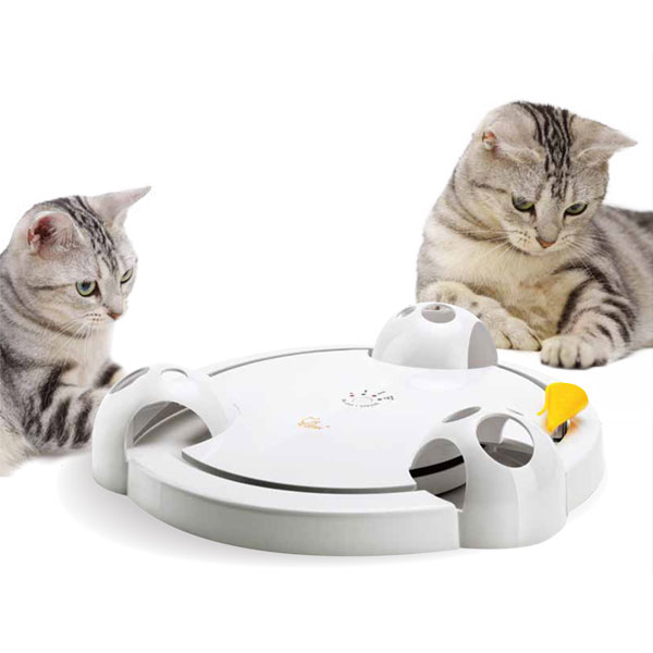 catppy城堡鼠—猫玩具