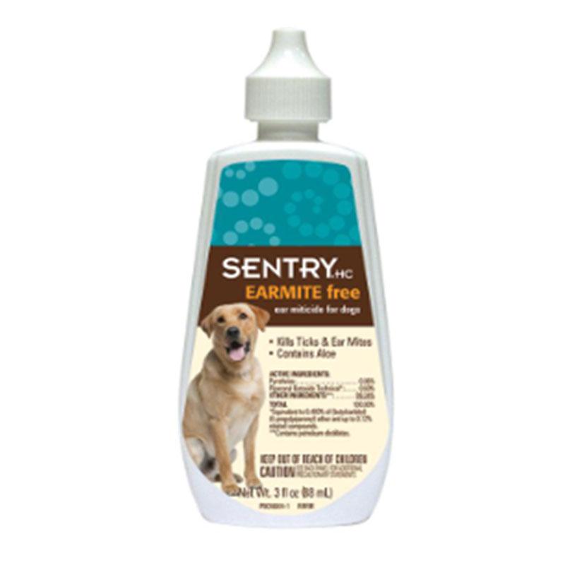 SENTRY—犬用耳朵除螨剂88ML