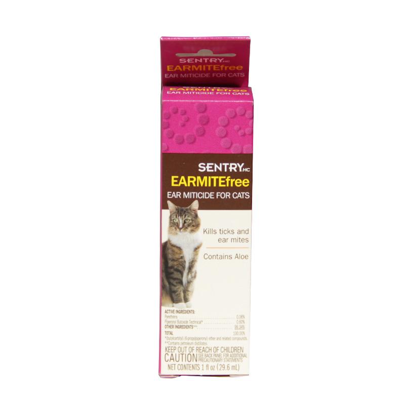SENTRY—猫用耳朵除螨剂29ML