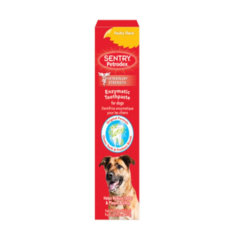 SENTRY—犬用含酶牙膏鸡肉味70克