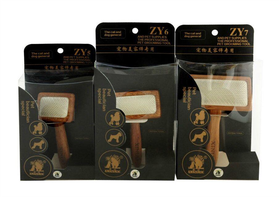 希诺—zy系列方头乳胶气垫针梳