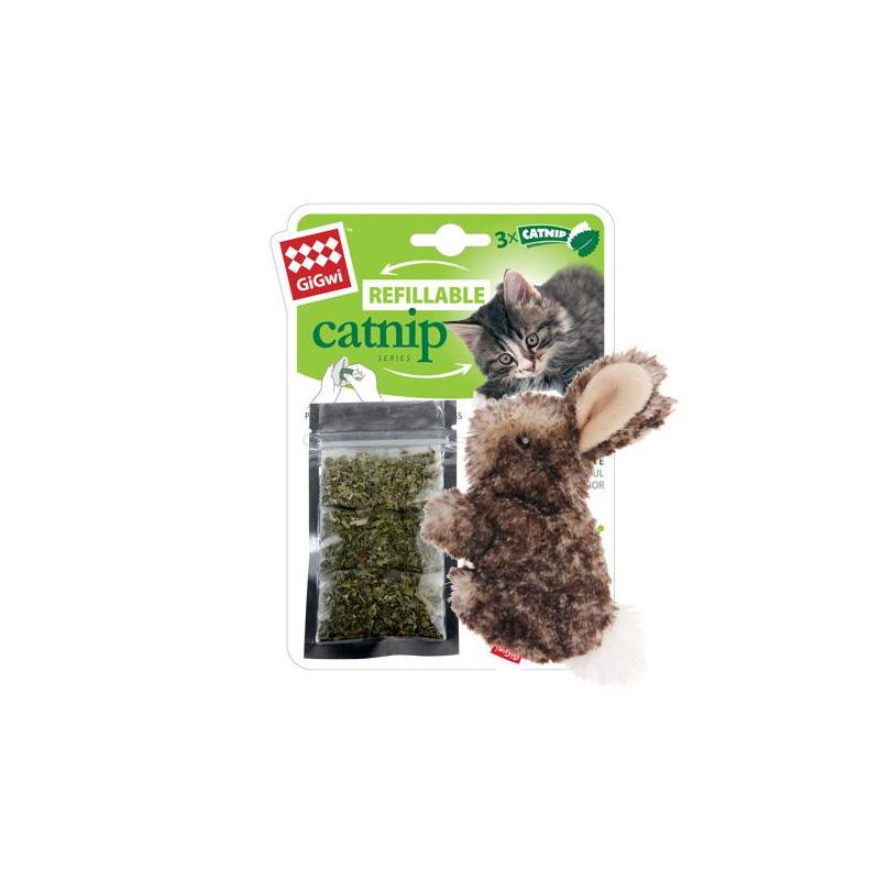 GIGWI贵为—猫草替换系列 猫玩具