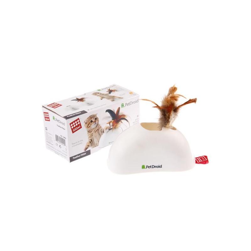 GIGWI贵为—宠物机器人系列—躲猫猫