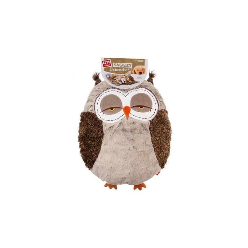 GIGWI贵为—宠爱垫系列—猫头鹰