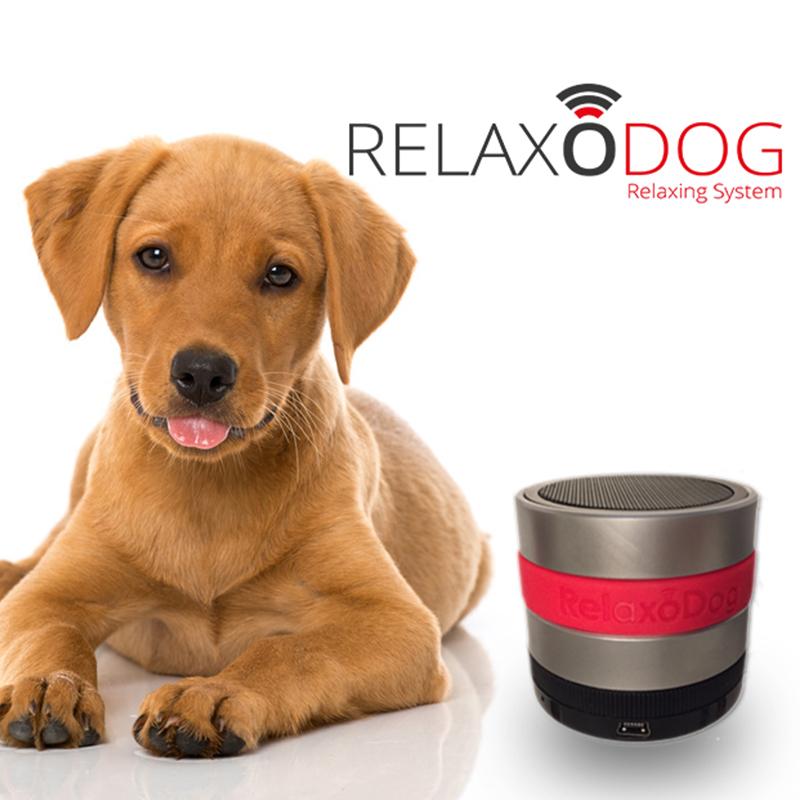 RelaxoPet 专享安抚舒缓音响