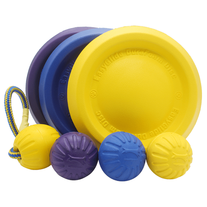 星记-狗狗飞盘训练玩具球