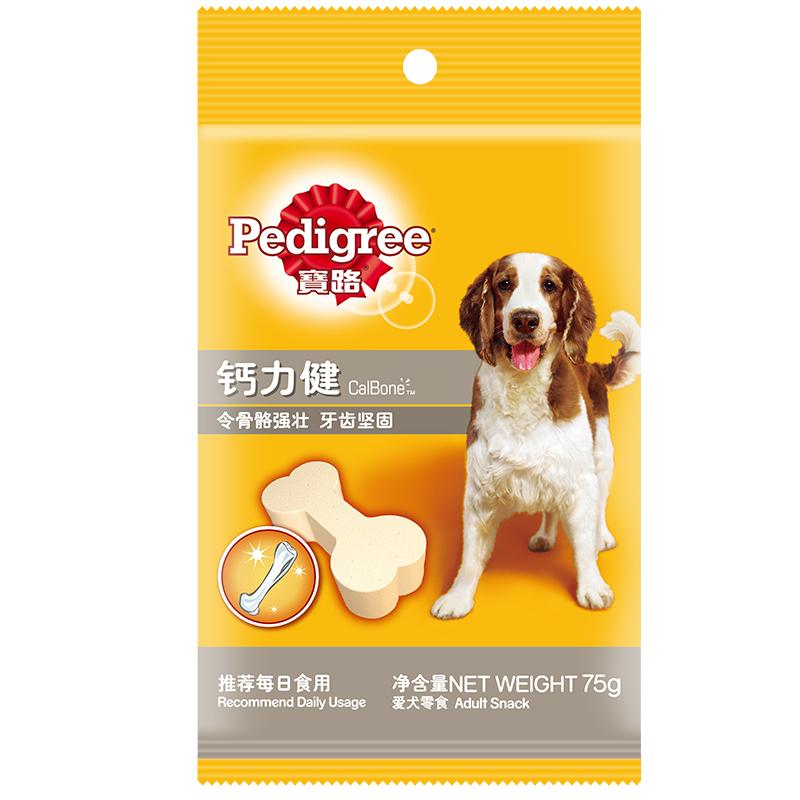 宝路-钙力健 成犬零食