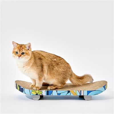 小佩宠物滑板猫抓板